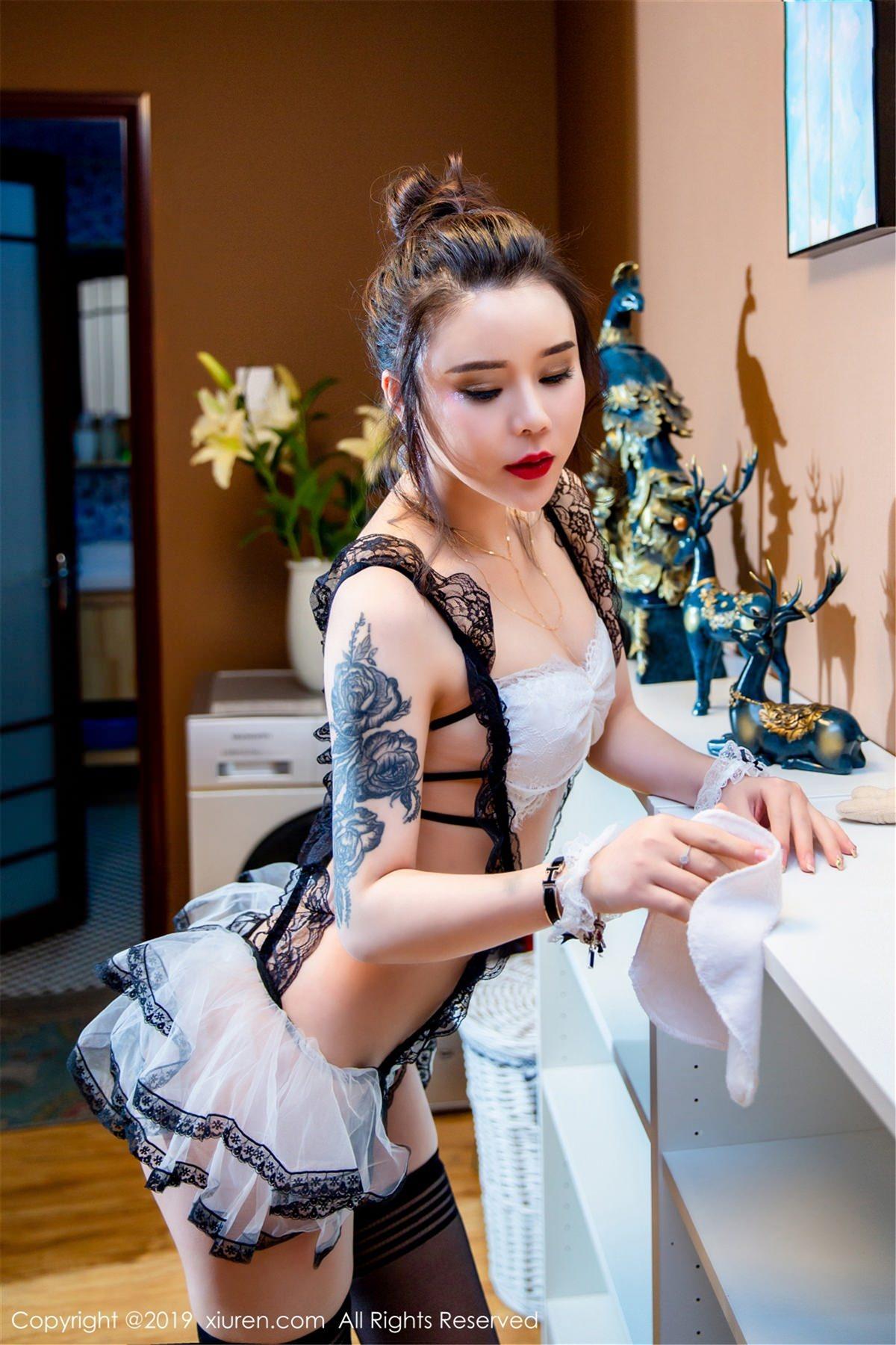 XiuRen No.1410 1P, Ai Li Sha Lisa, Xiuren