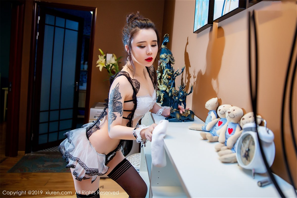 XiuRen No.1410 8P, Ai Li Sha Lisa, Xiuren