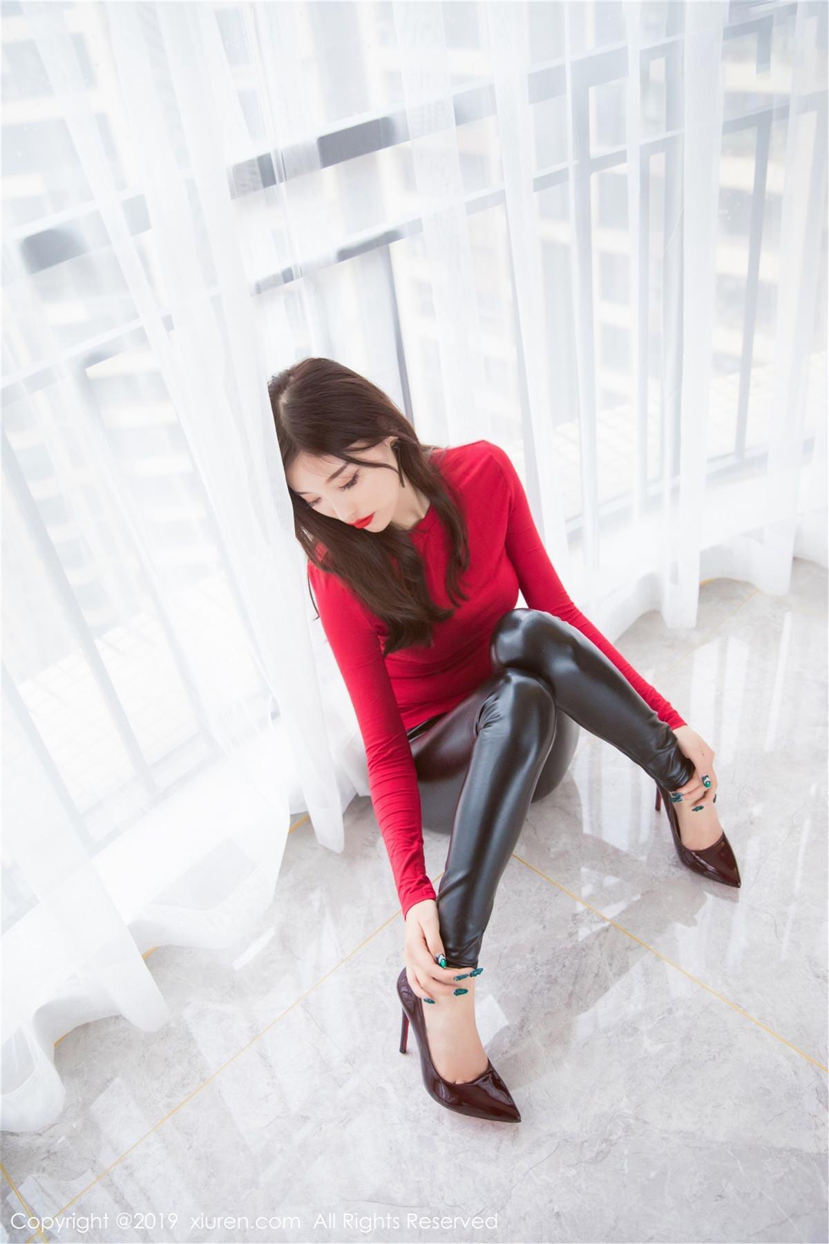XiuRen No.1411 32P, Xiuren, Yang Chen Chen