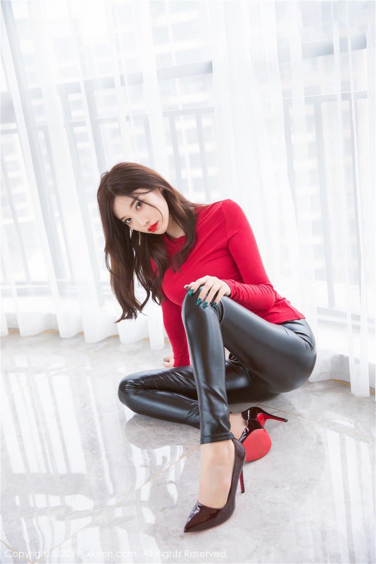 XiuRen No.1411 38P, Xiuren, Yang Chen Chen