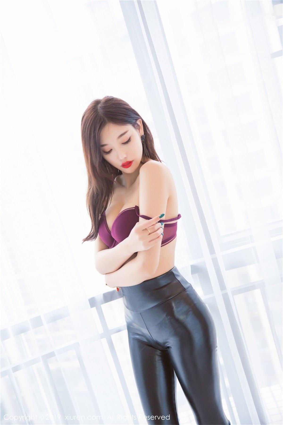 XiuRen No.1411 7P, Xiuren, Yang Chen Chen