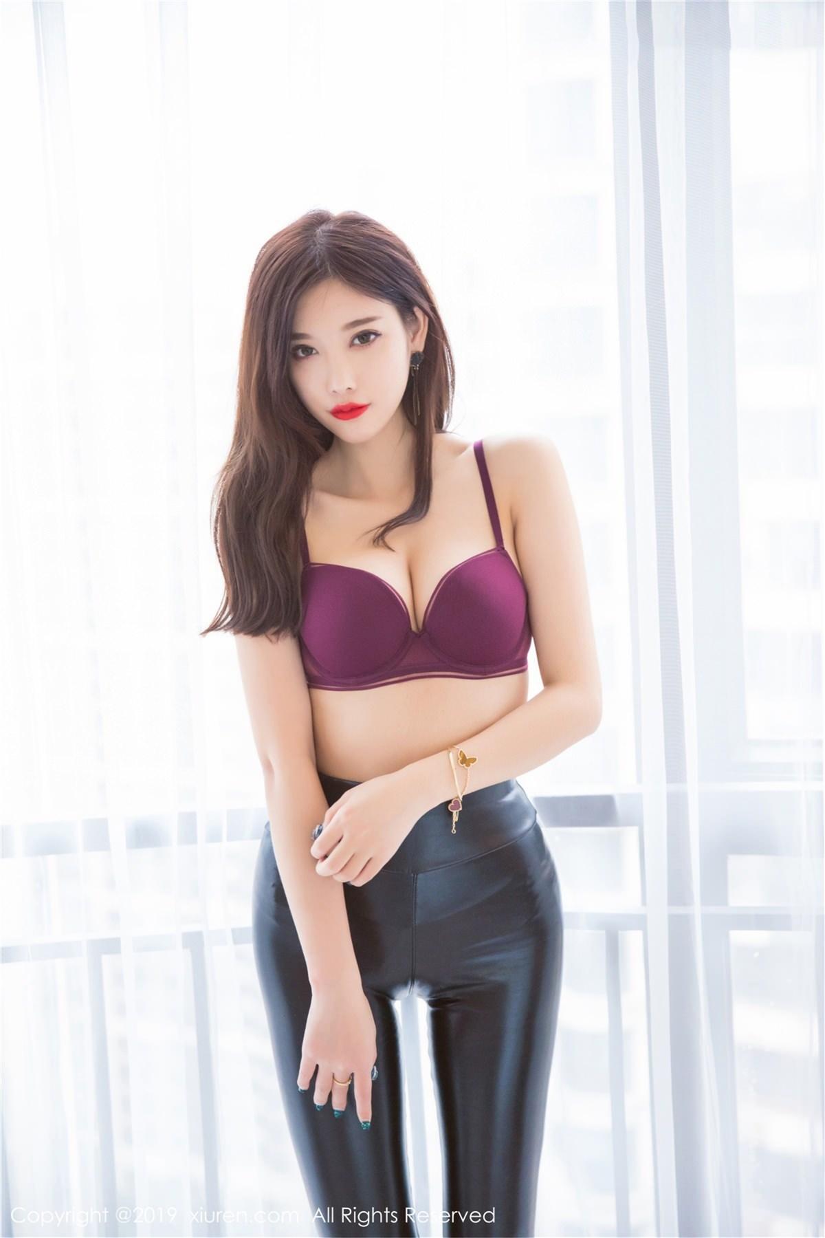 XiuRen No.1411 9P, Xiuren, Yang Chen Chen