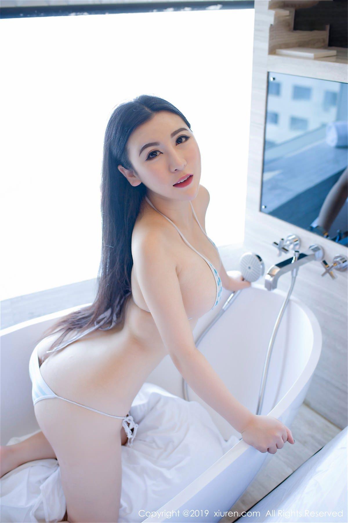 XiuRen No.1412 13P, Xiuren, Yi Ruo