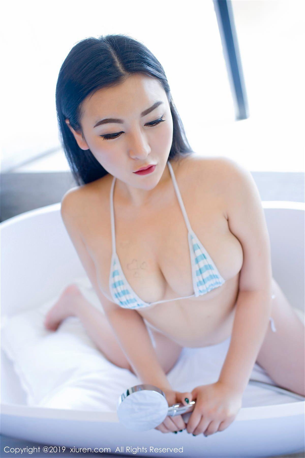 XiuRen No.1412 15P, Xiuren, Yi Ruo