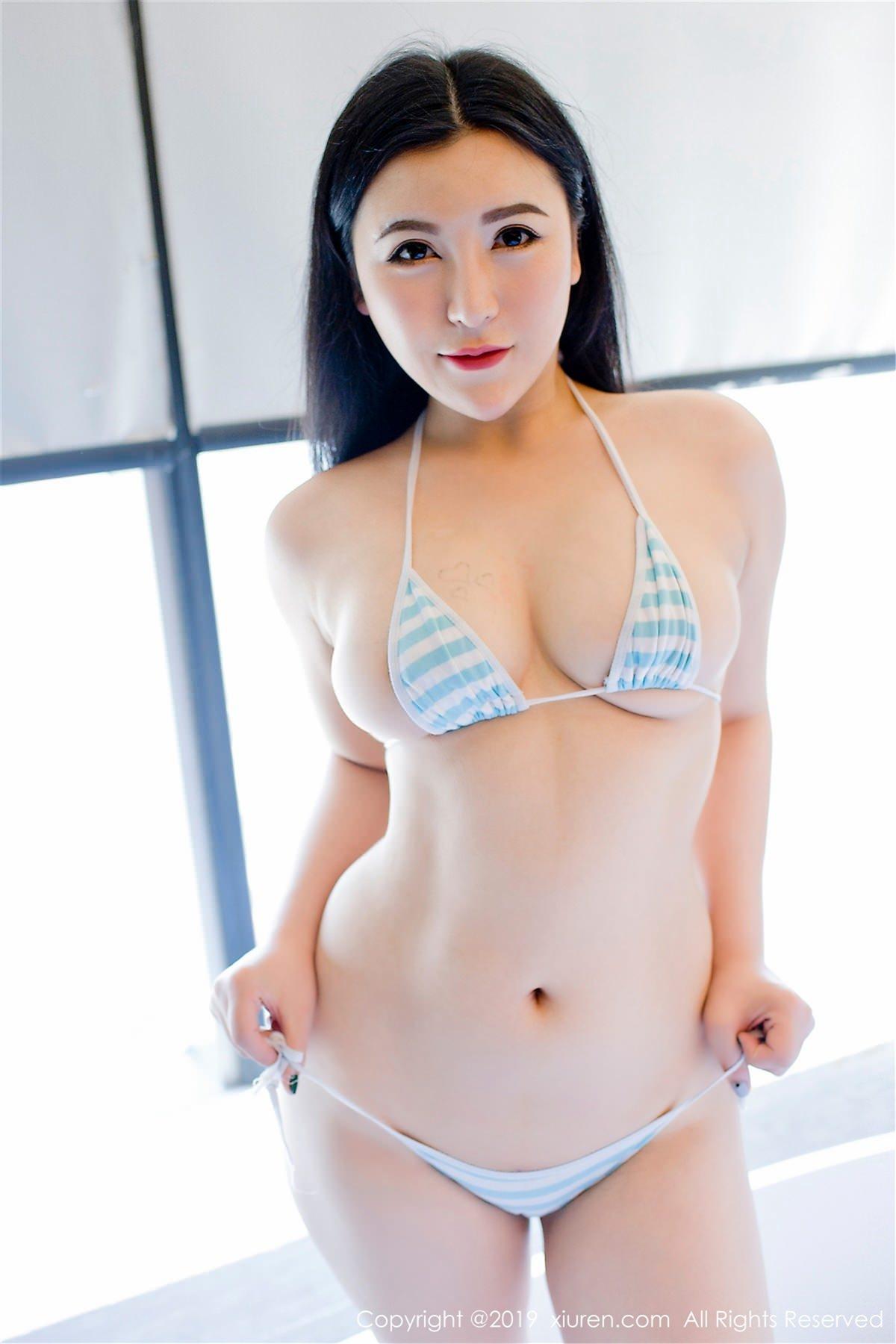 XiuRen No.1412 27P, Xiuren, Yi Ruo