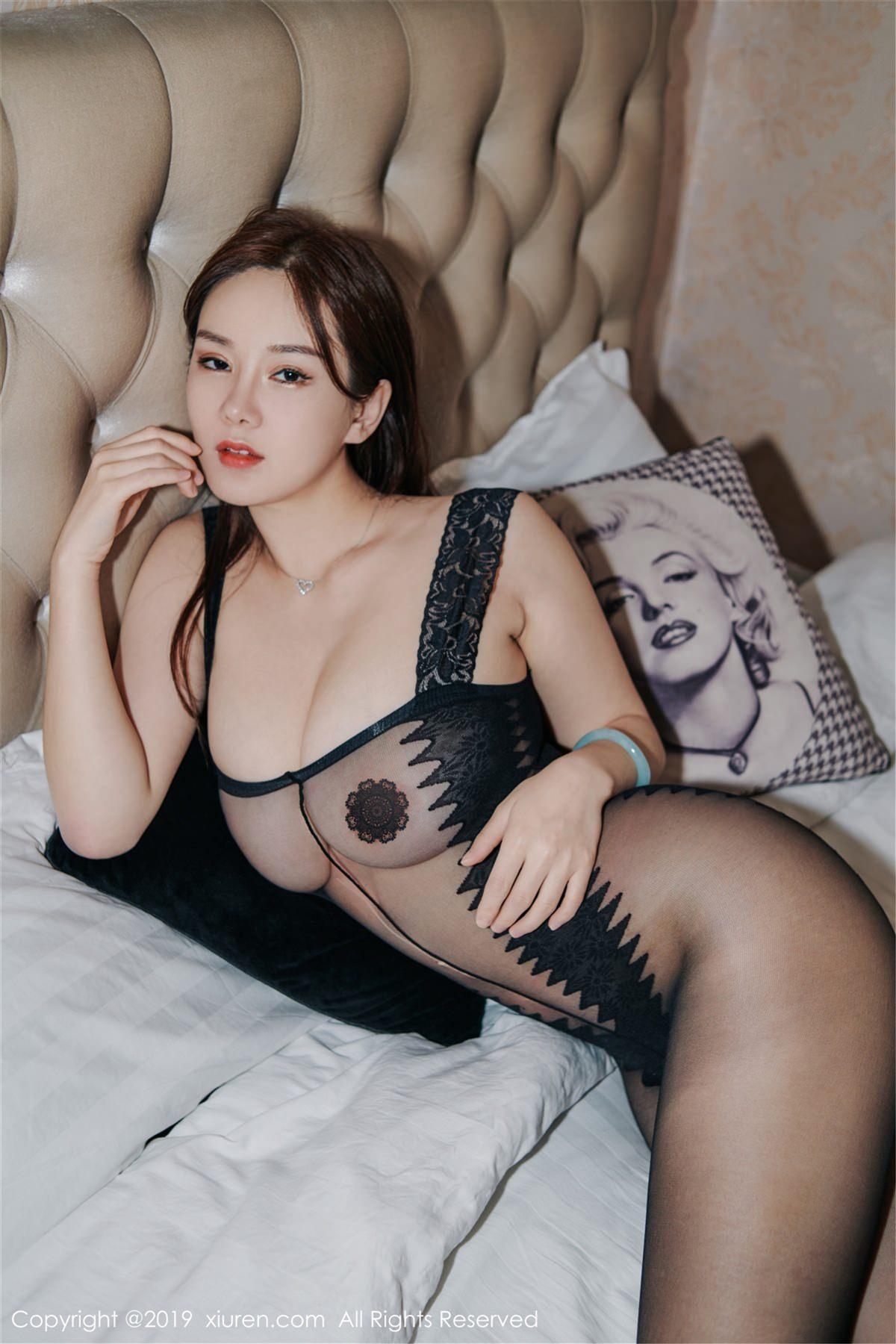 XiuRen No.1413 14P, Xiuren, Yi Yang