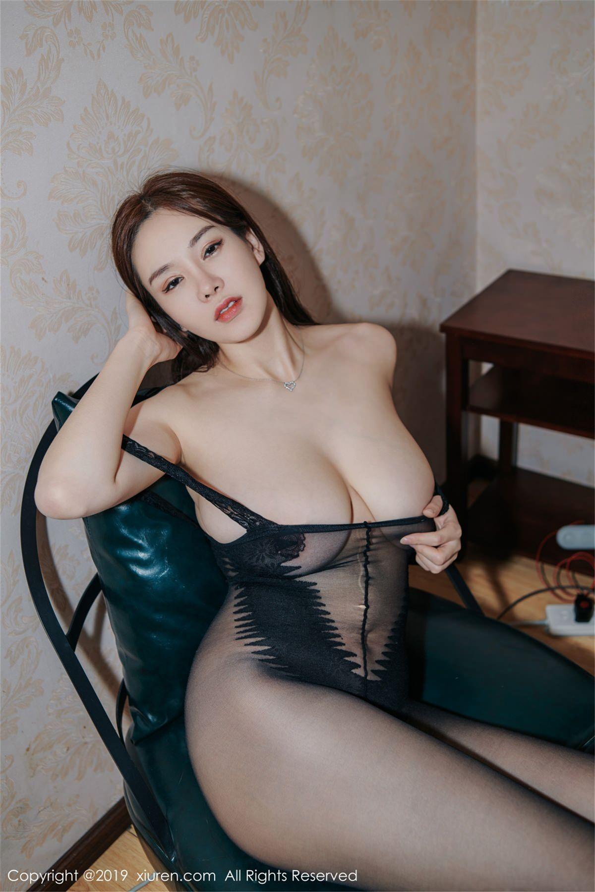 XiuRen No.1413 34P, Xiuren, Yi Yang
