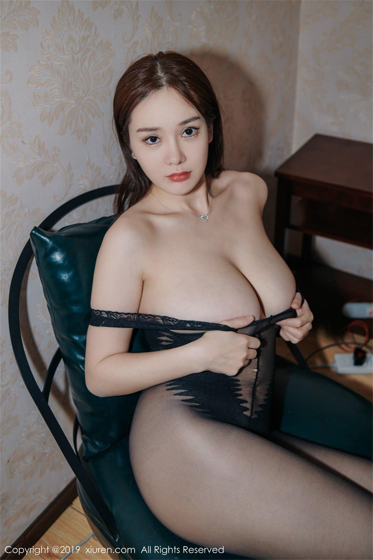 XiuRen No.1413 35P, Xiuren, Yi Yang