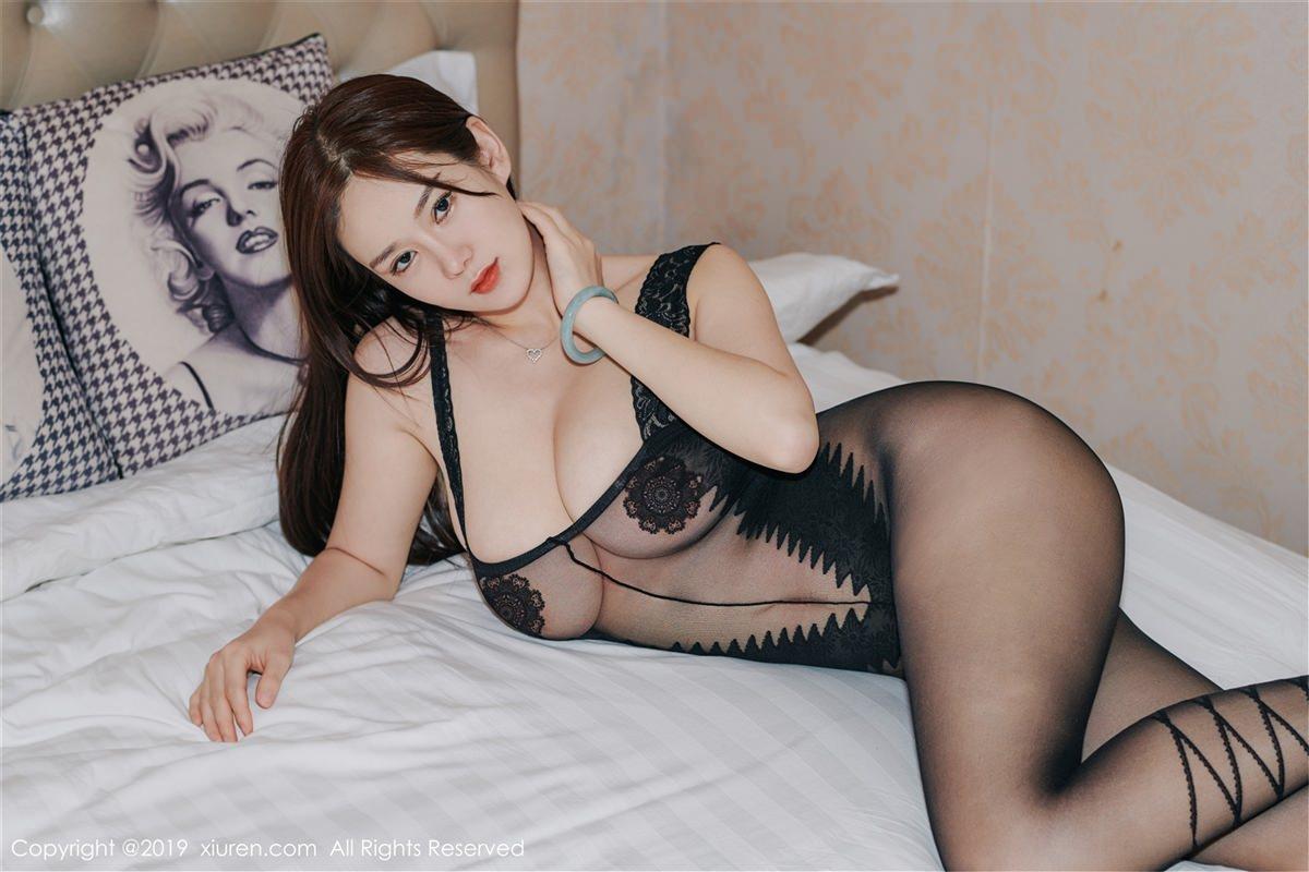 XiuRen No.1413 3P, Xiuren, Yi Yang