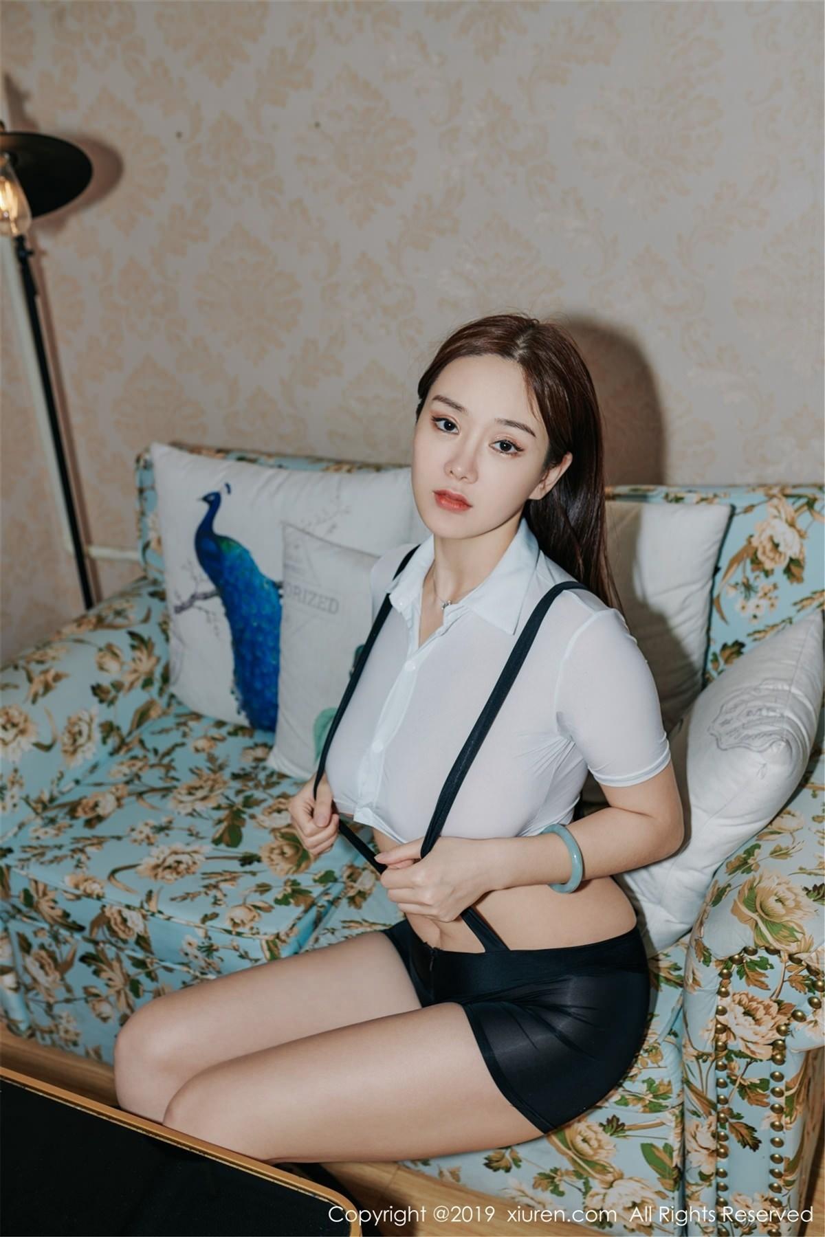 XiuRen No.1413 41P, Xiuren, Yi Yang