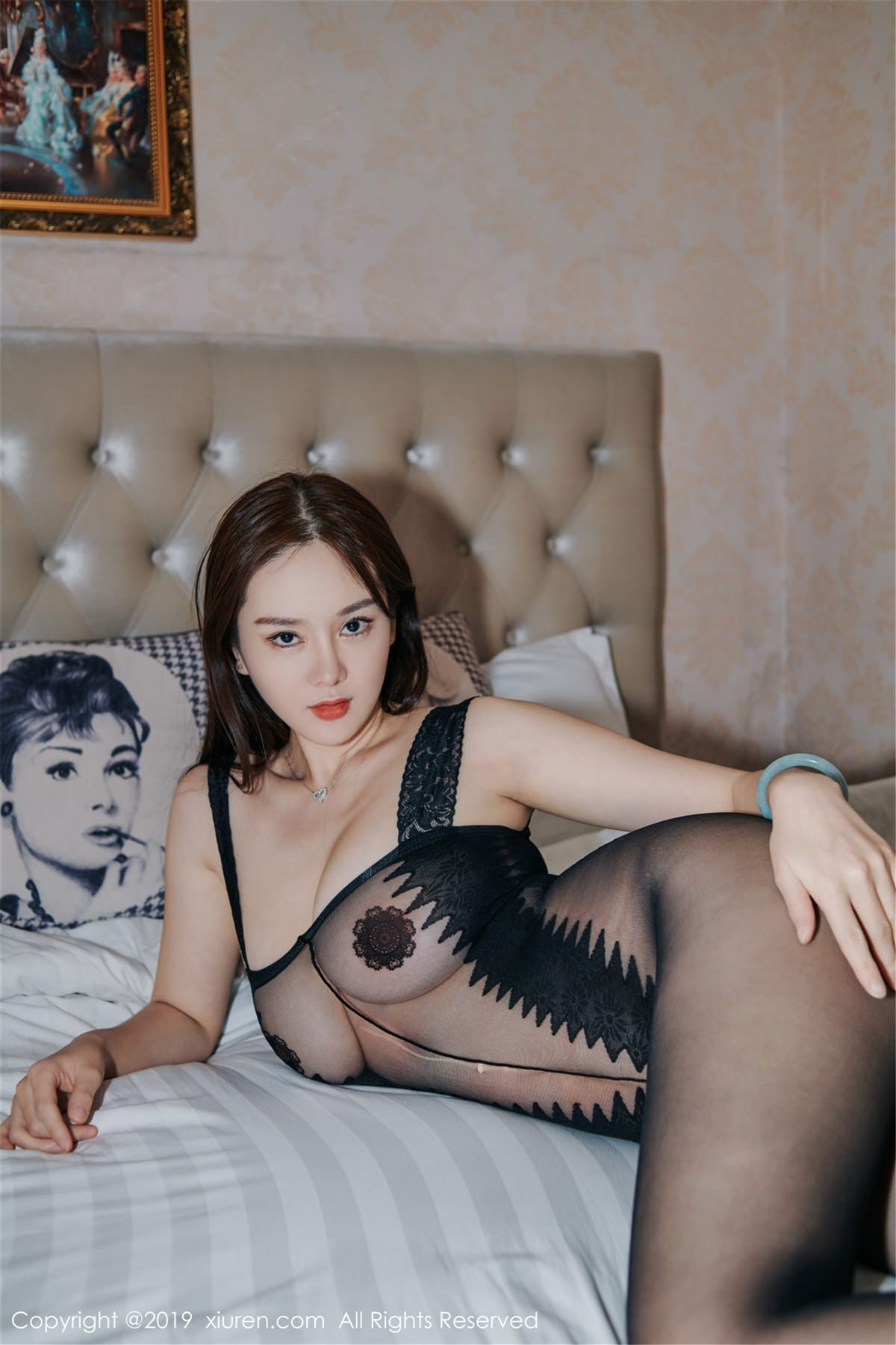 XiuRen No.1413 4P, Xiuren, Yi Yang