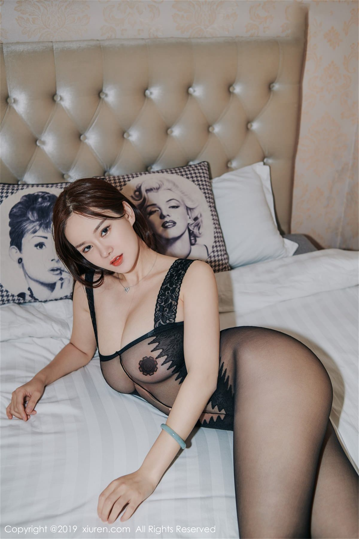 XiuRen No.1413 5P, Xiuren, Yi Yang