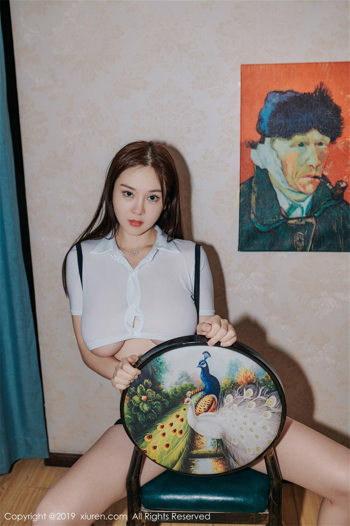 XiuRen No.1413 62P, Xiuren, Yi Yang