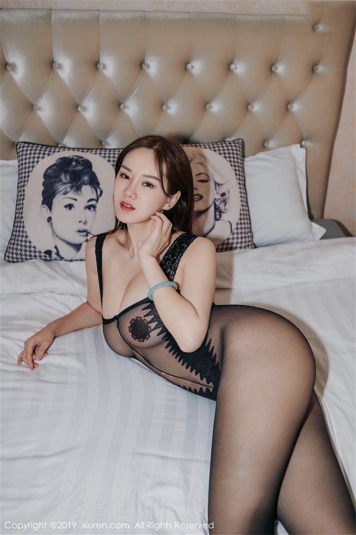 XiuRen No.1413 6P, Xiuren, Yi Yang