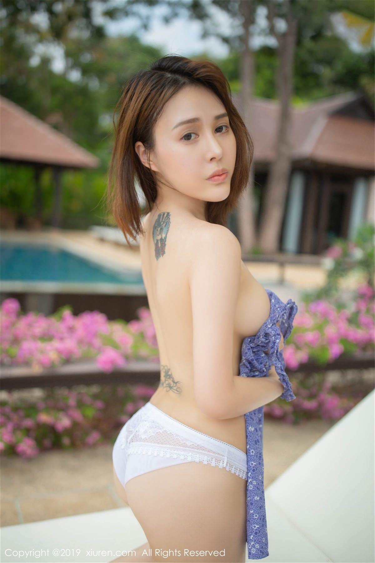 XiuRen No.1418 5P, Xiuren