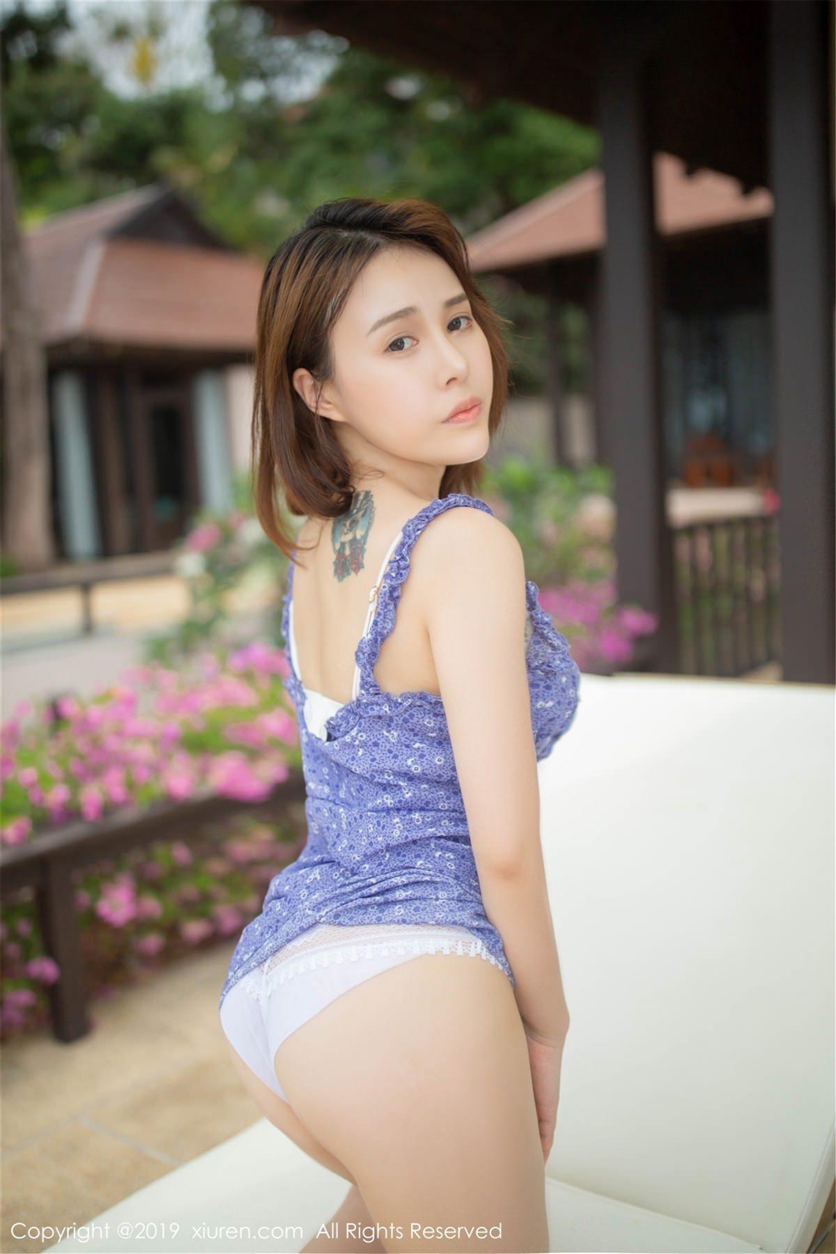 XiuRen No.1418 6P, Xiuren