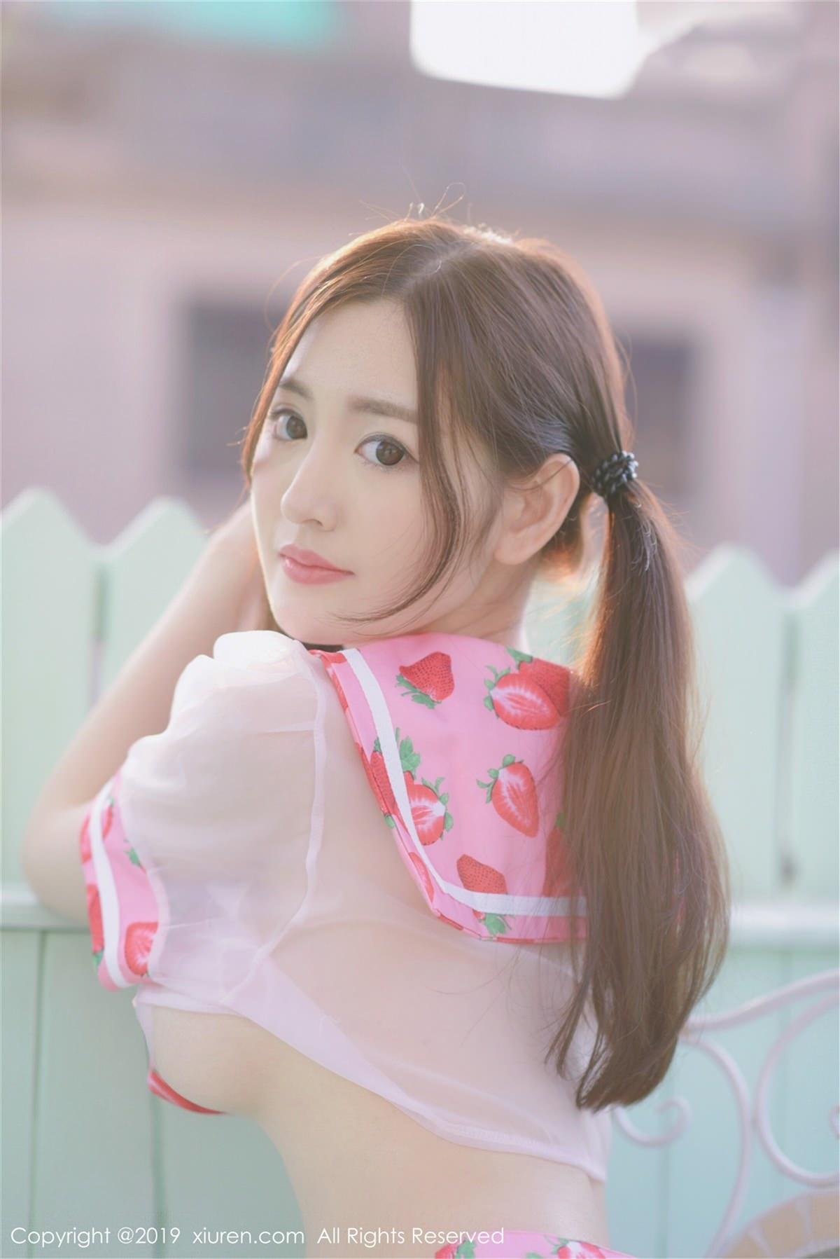 XiuRen No.1419 38P, Shen Meng Yao, Xiuren