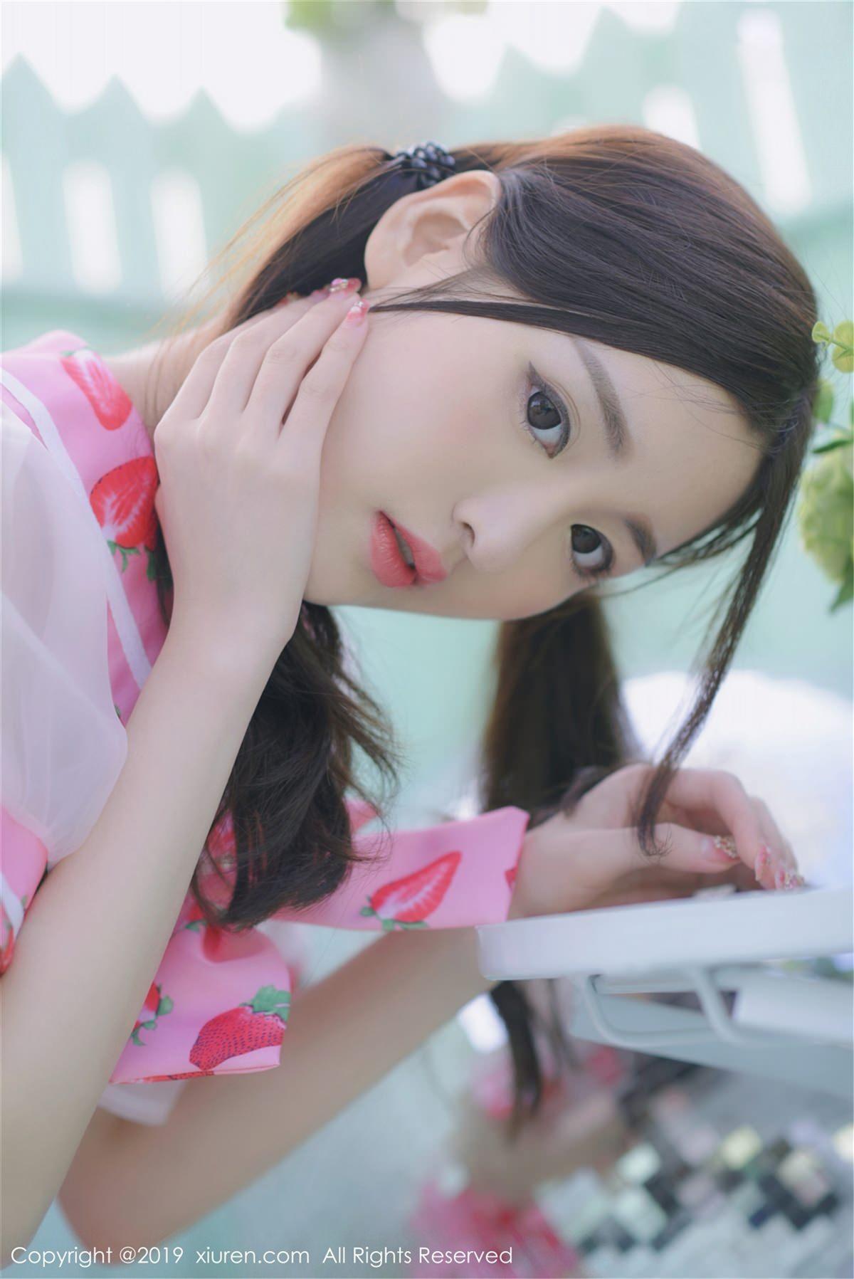 XiuRen No.1419 42P, Shen Meng Yao, Xiuren