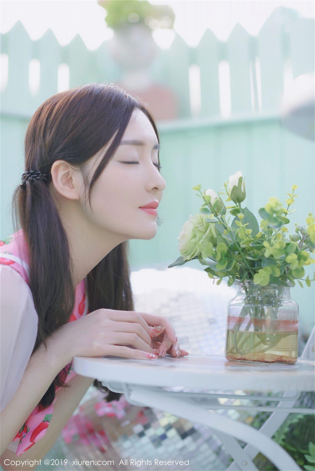 XiuRen No.1419 44P, Shen Meng Yao, Xiuren
