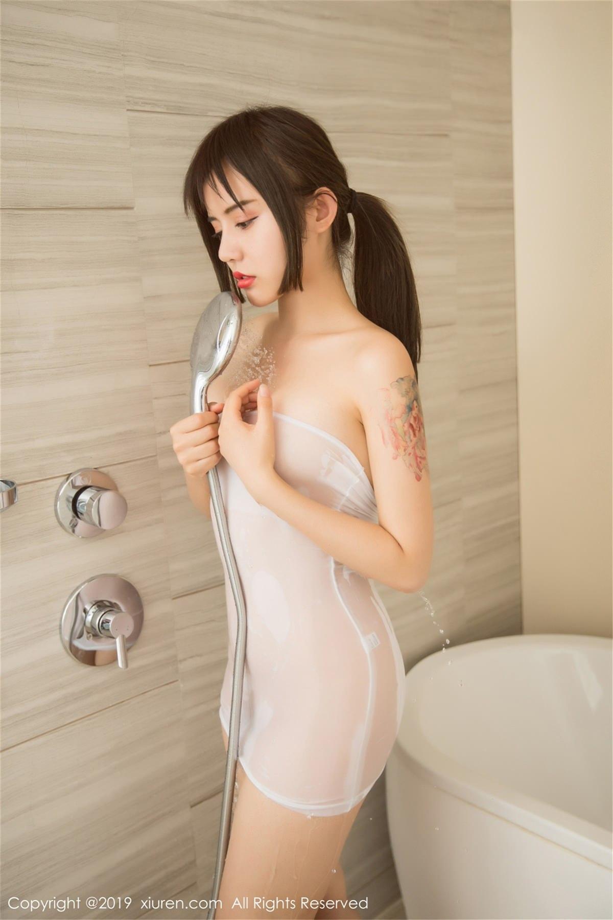 XiuRen No.1421 19P, Xiuren, Zhuo Ya Qi