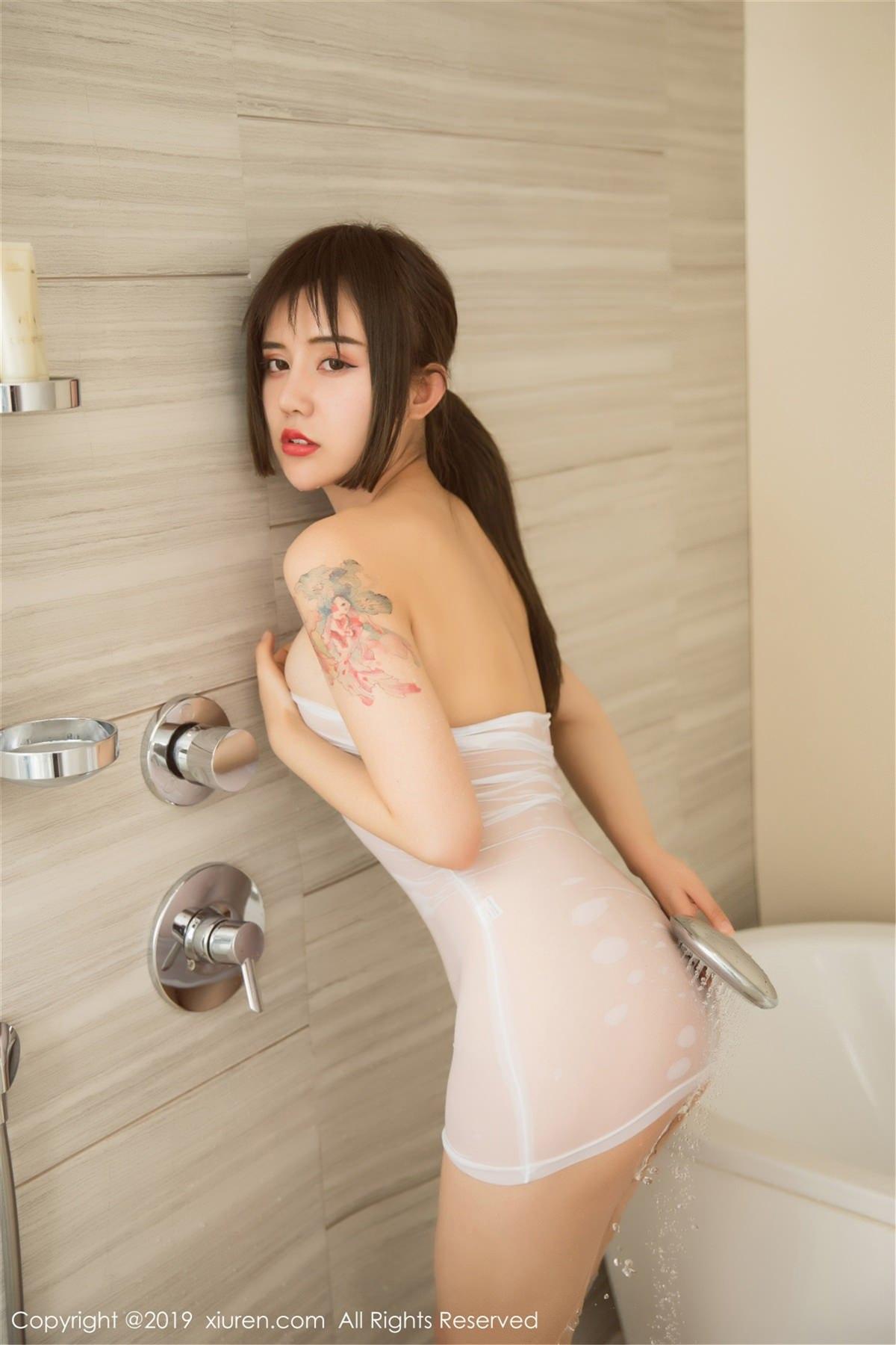 XiuRen No.1421 21P, Xiuren, Zhuo Ya Qi
