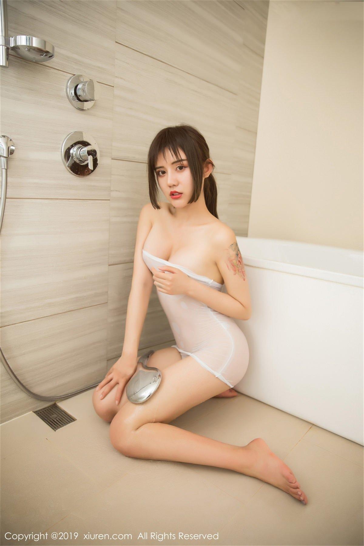 XiuRen No.1421 55P, Xiuren, Zhuo Ya Qi