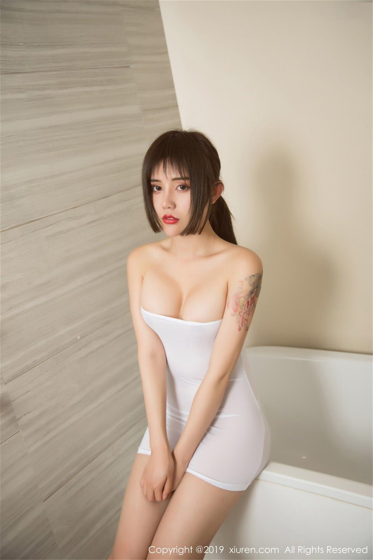 XiuRen No.1421 9P, Xiuren, Zhuo Ya Qi