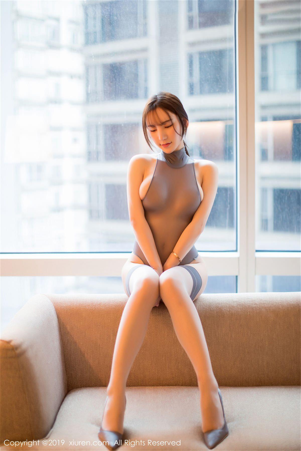 XiuRen No.1423 54P, Xiuren, Zhou Yu Xi