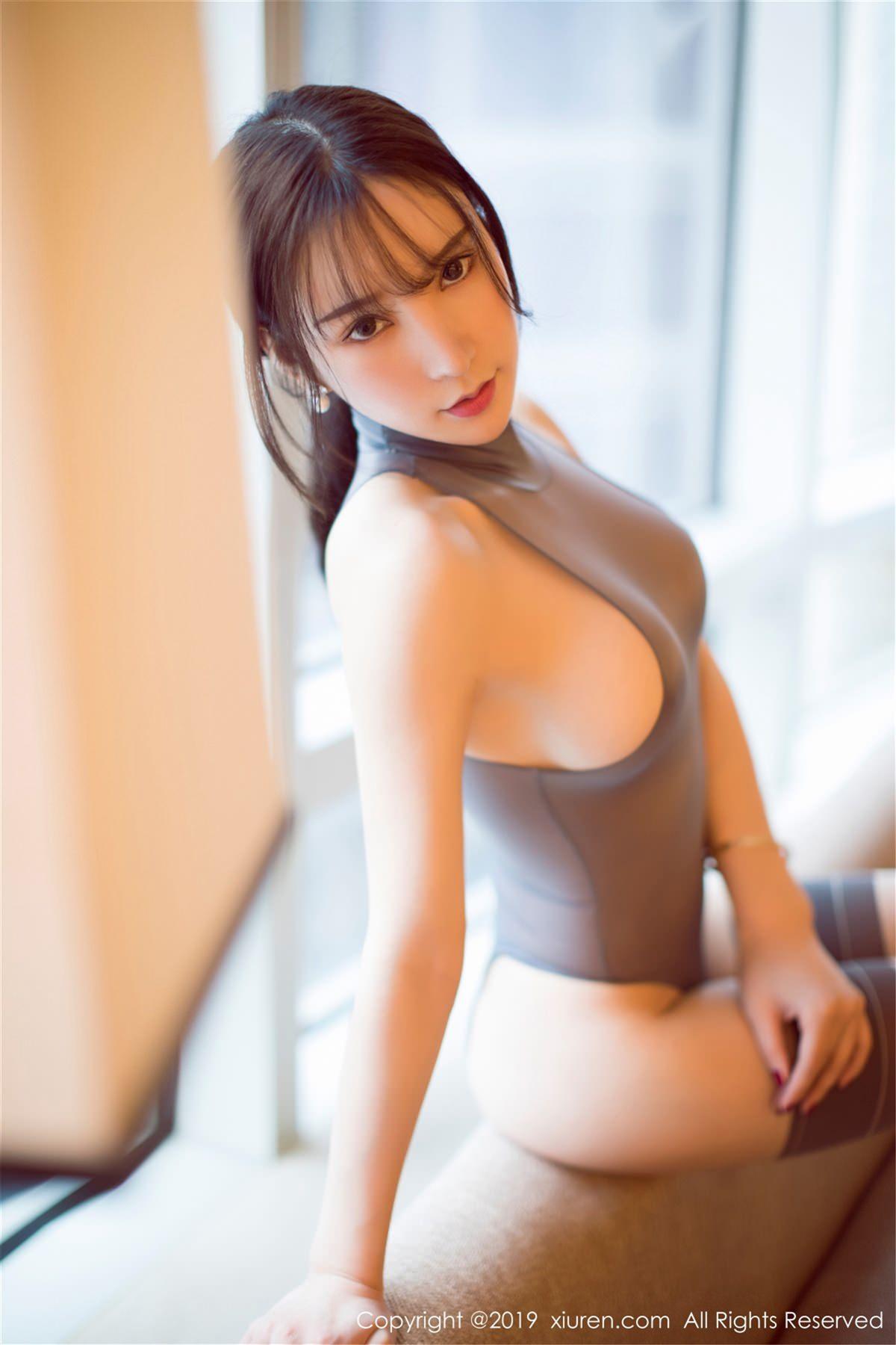 XiuRen No.1423 60P, Xiuren, Zhou Yu Xi