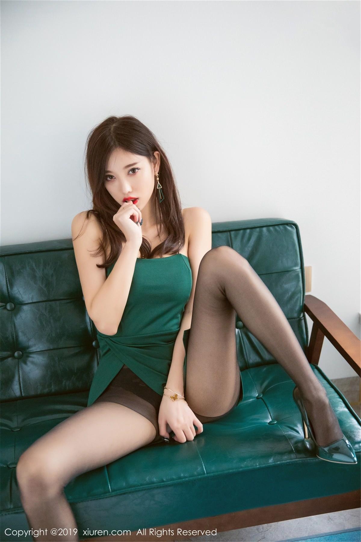 XiuRen No.1425 11P, Xiuren, Yang Chen Chen