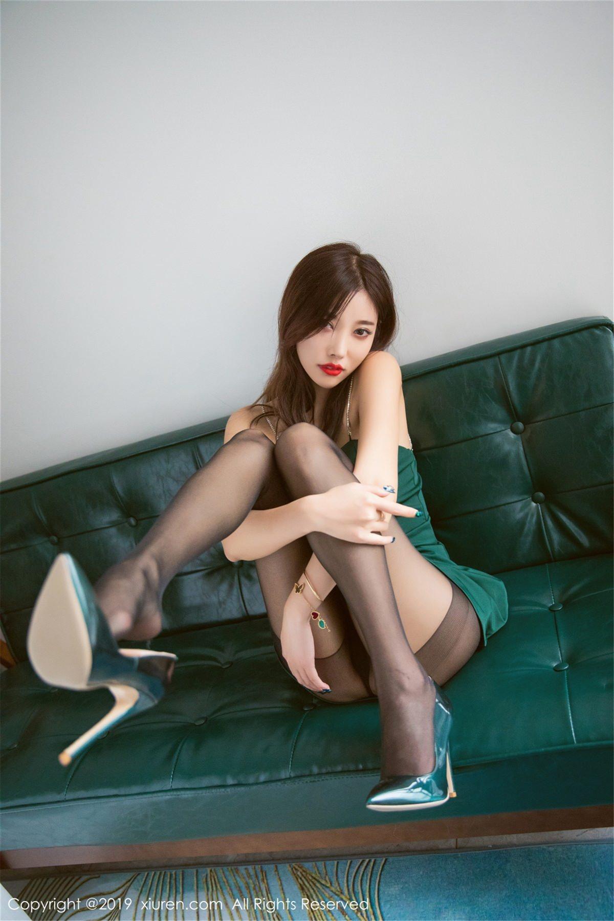 XiuRen No.1425 13P, Xiuren, Yang Chen Chen