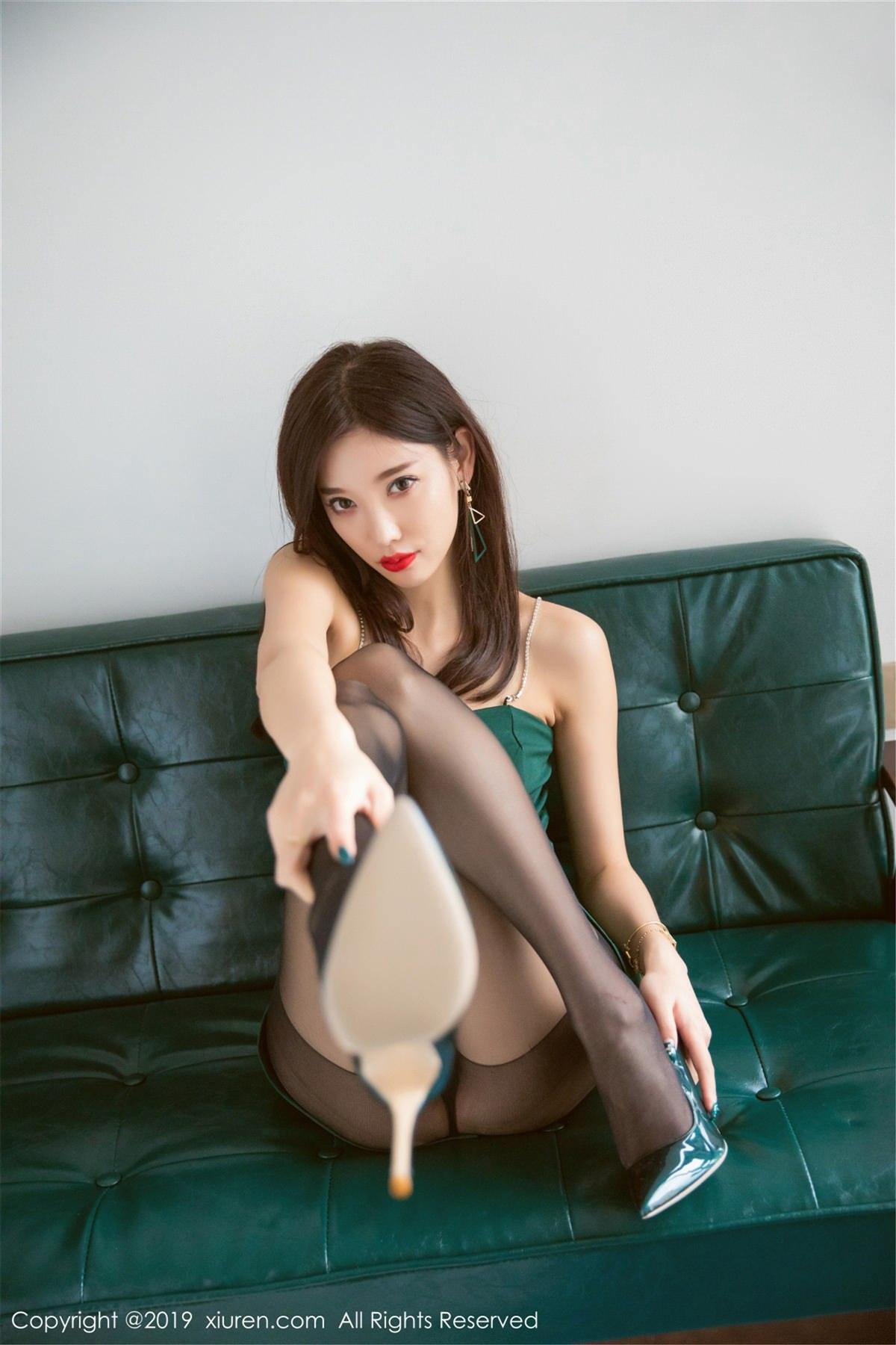 XiuRen No.1425 15P, Xiuren, Yang Chen Chen
