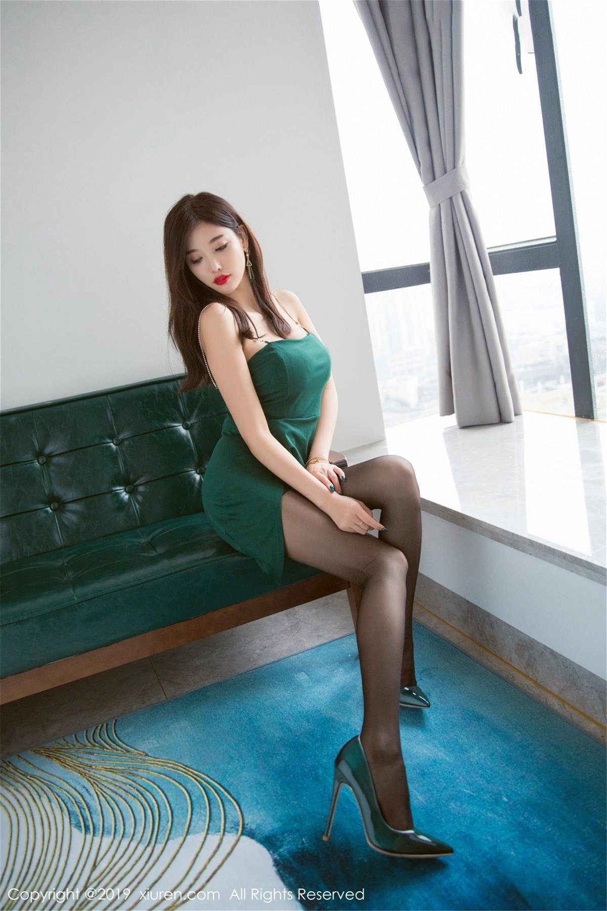 XiuRen No.1425 18P, Xiuren, Yang Chen Chen