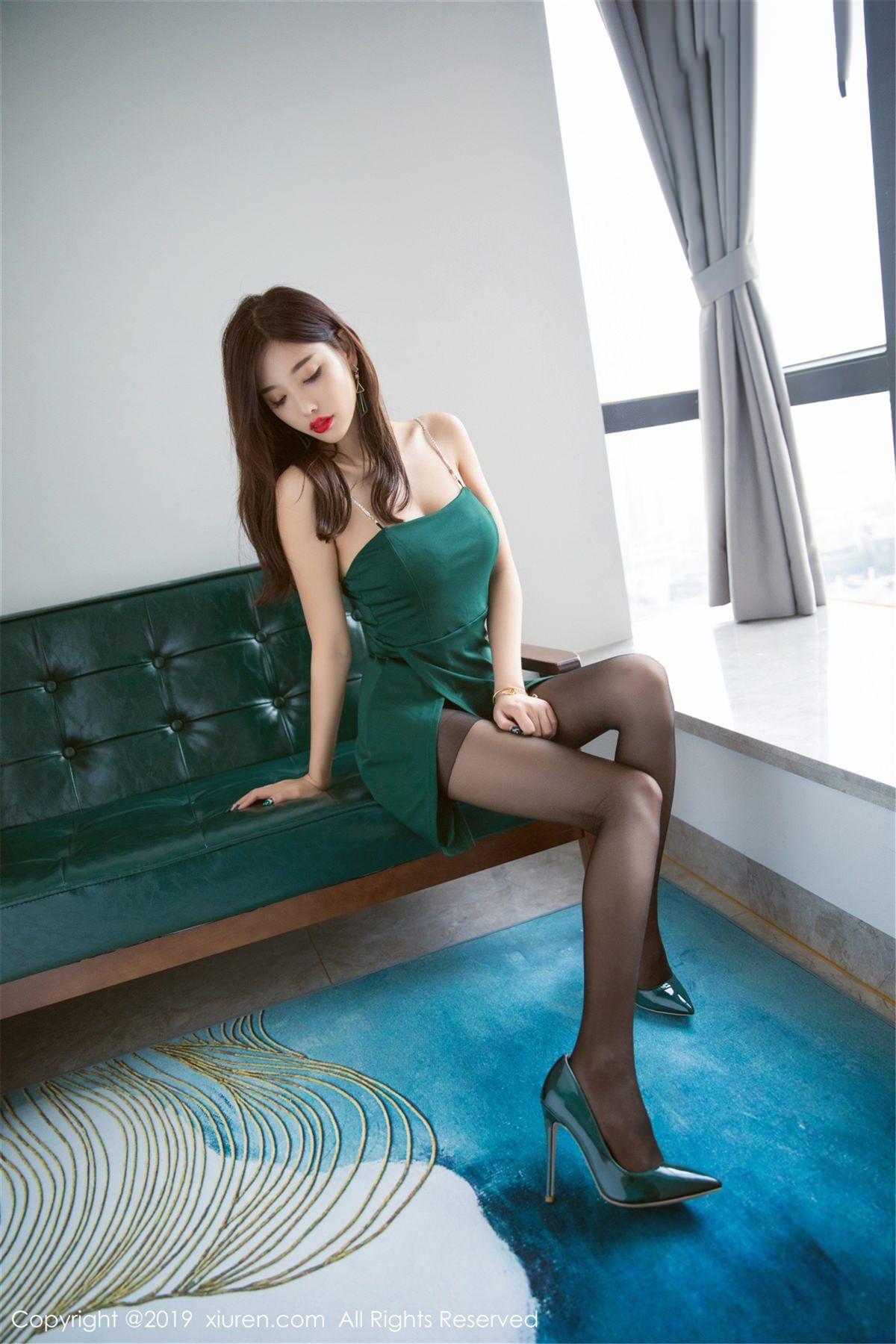 XiuRen No.1425 21P, Xiuren, Yang Chen Chen