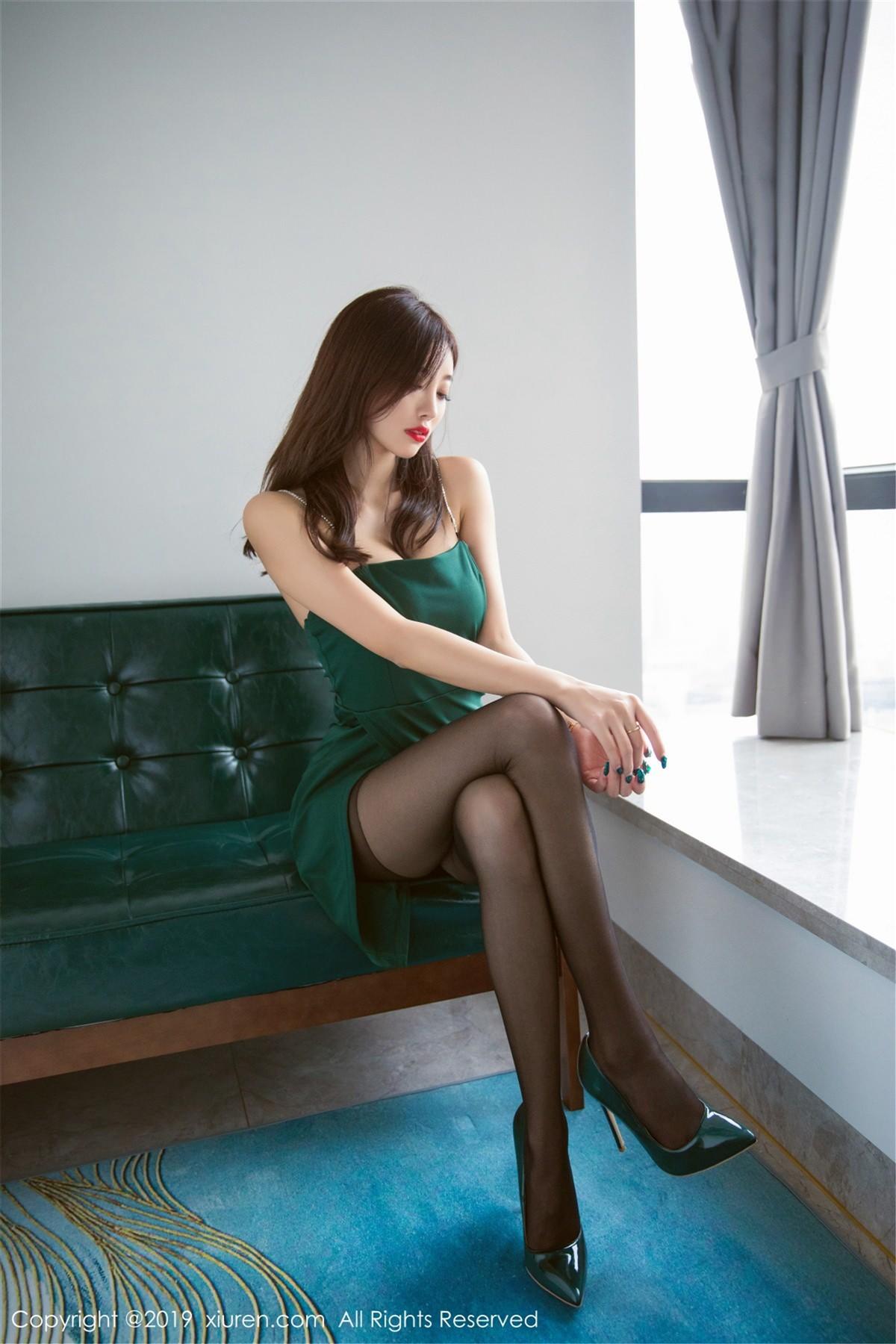 XiuRen No.1425 24P, Xiuren, Yang Chen Chen