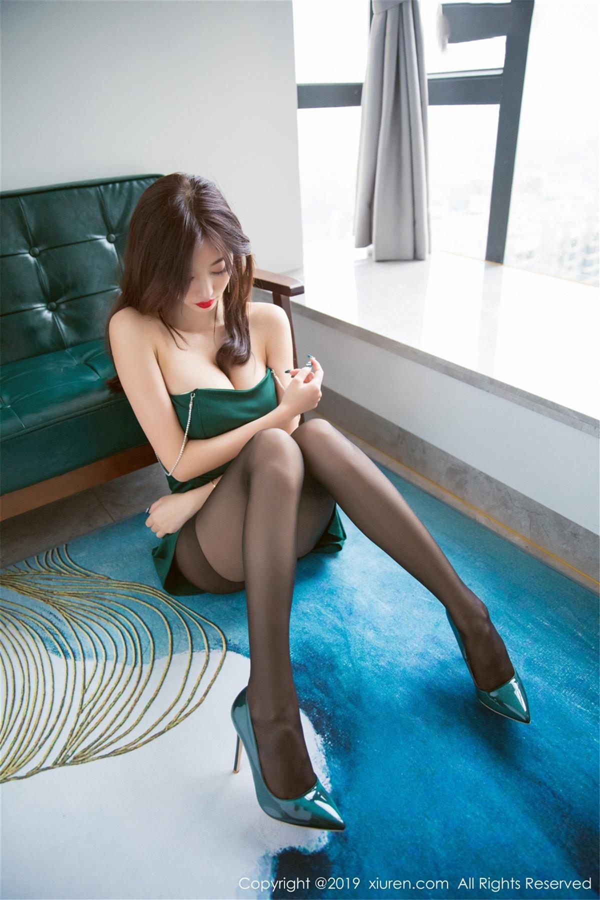 XiuRen No.1425 33P, Xiuren, Yang Chen Chen