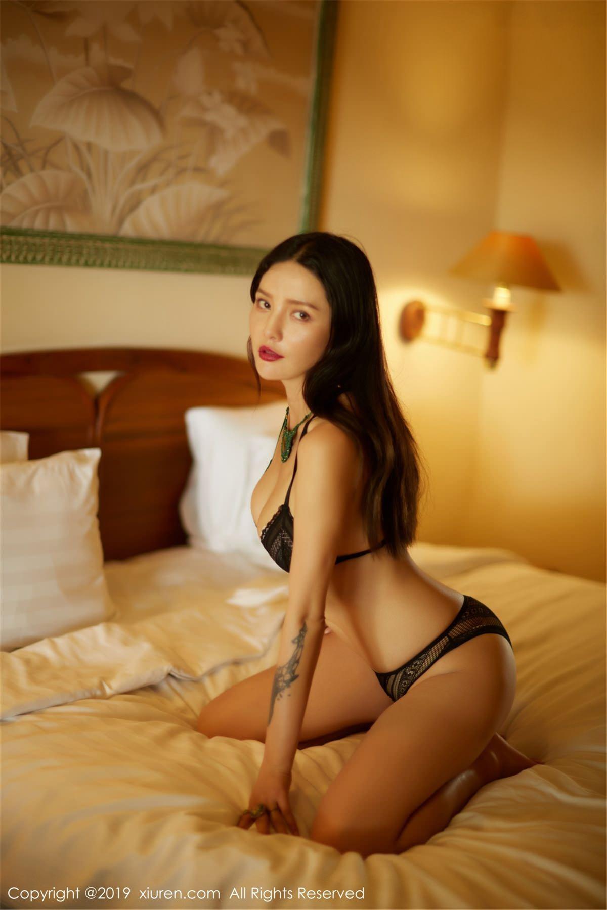 XiuRen No.1430 31P, Hai Xiu De Ying Tao, Xiuren