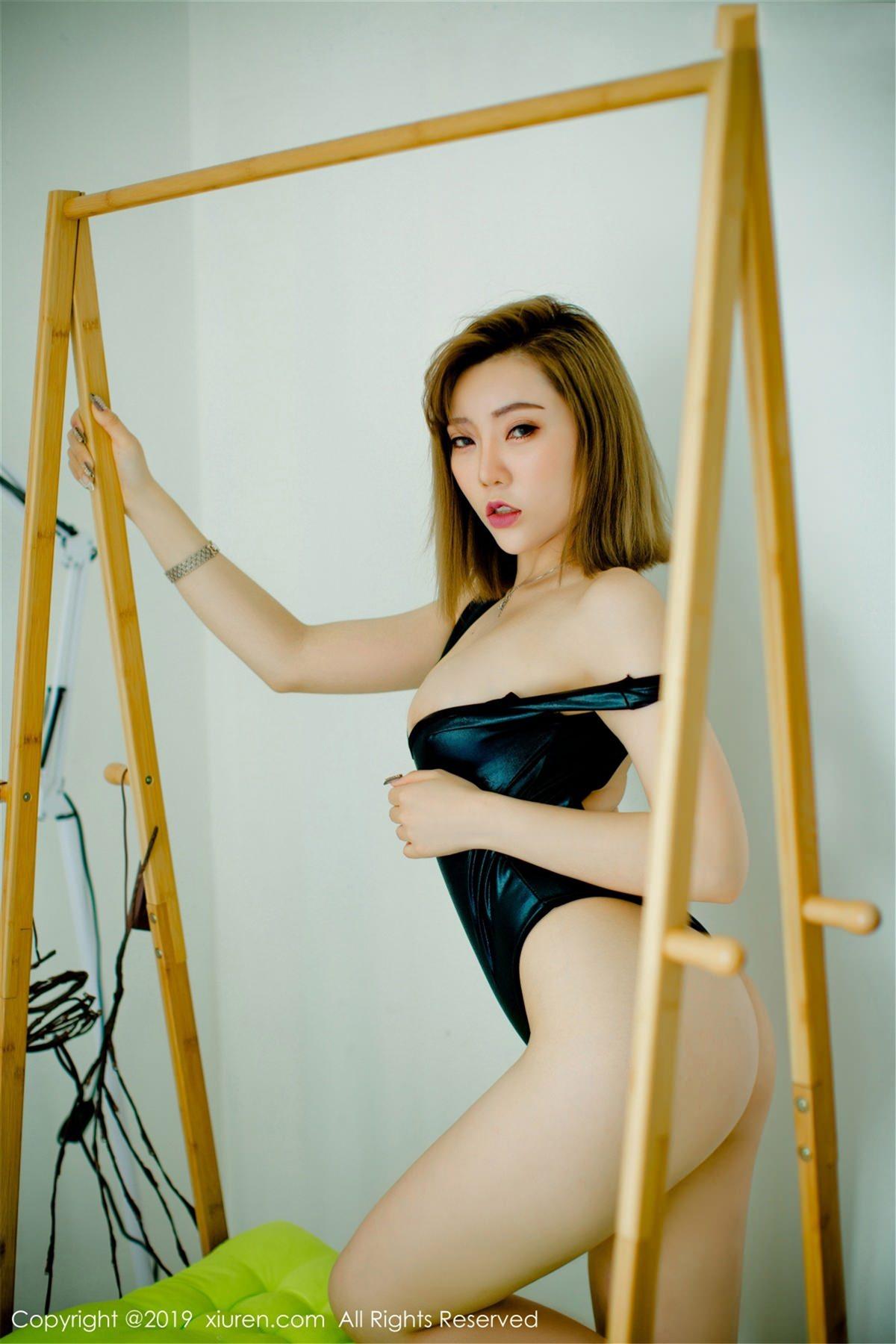 XiuRen No.1432 18P, Meng Han Yao, Xiuren