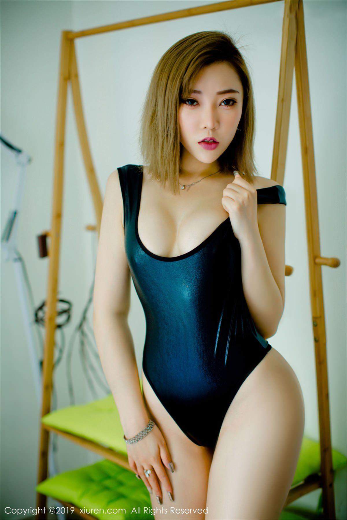 XiuRen No.1432 4P, Meng Han Yao, Xiuren