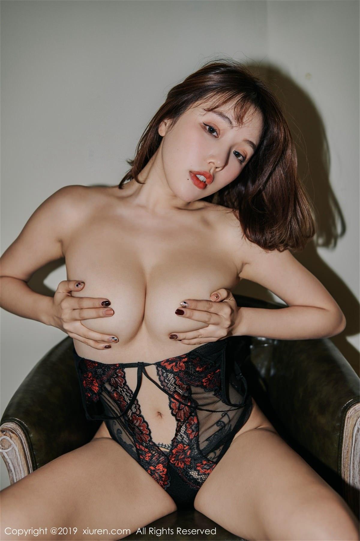 XiuRen No.1433 61P, Huang Le Ran, Xiuren