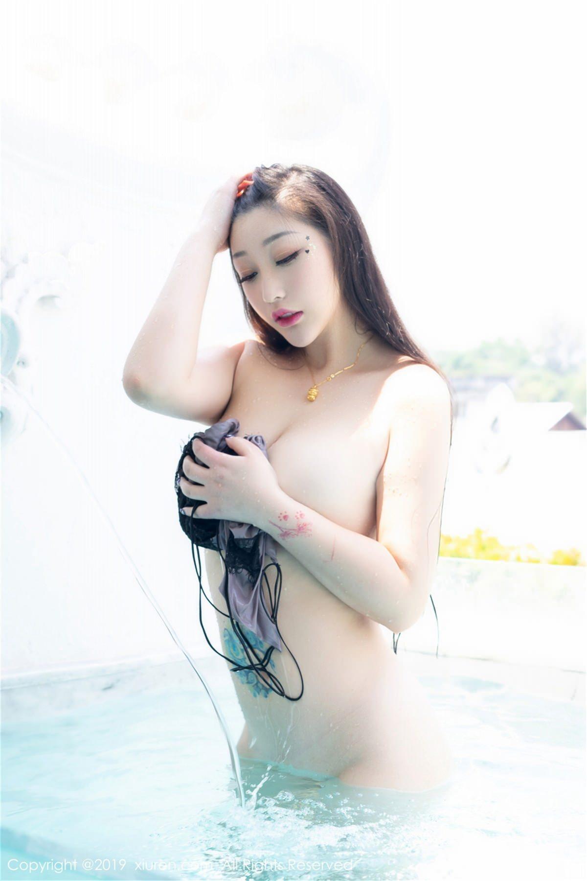 XiuRen No.1435 33P, Da Ji Toxic, Xiuren