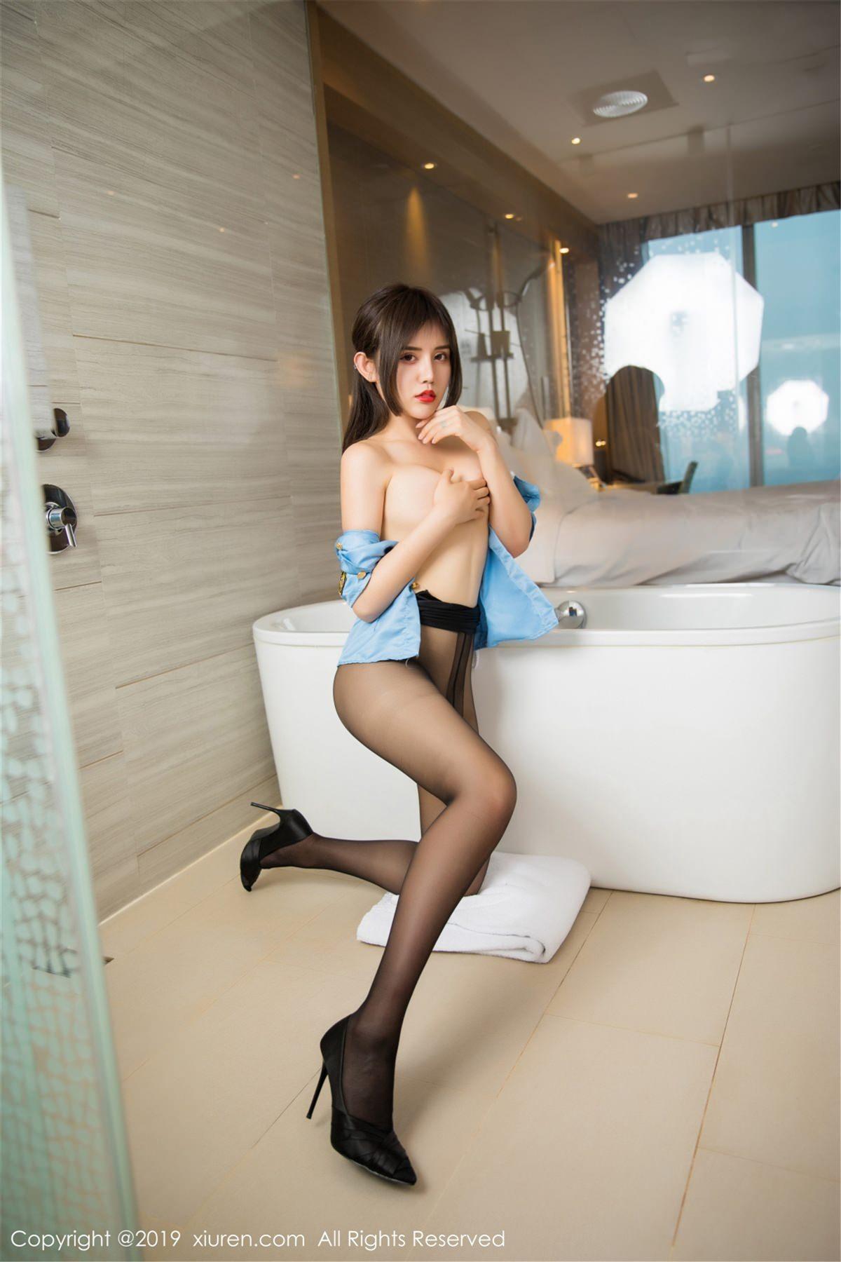 XiuRen No.1438 34P, Xiuren, Zhuo Ya Qi
