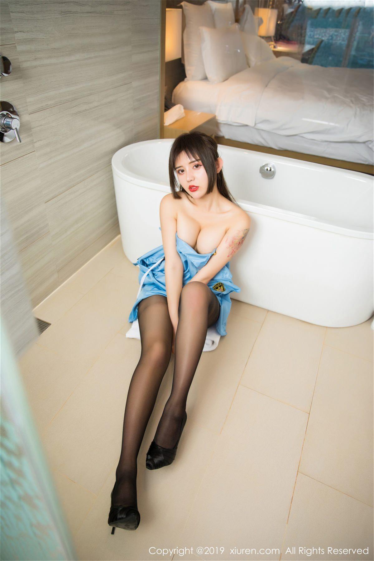 XiuRen No.1438 44P, Xiuren, Zhuo Ya Qi