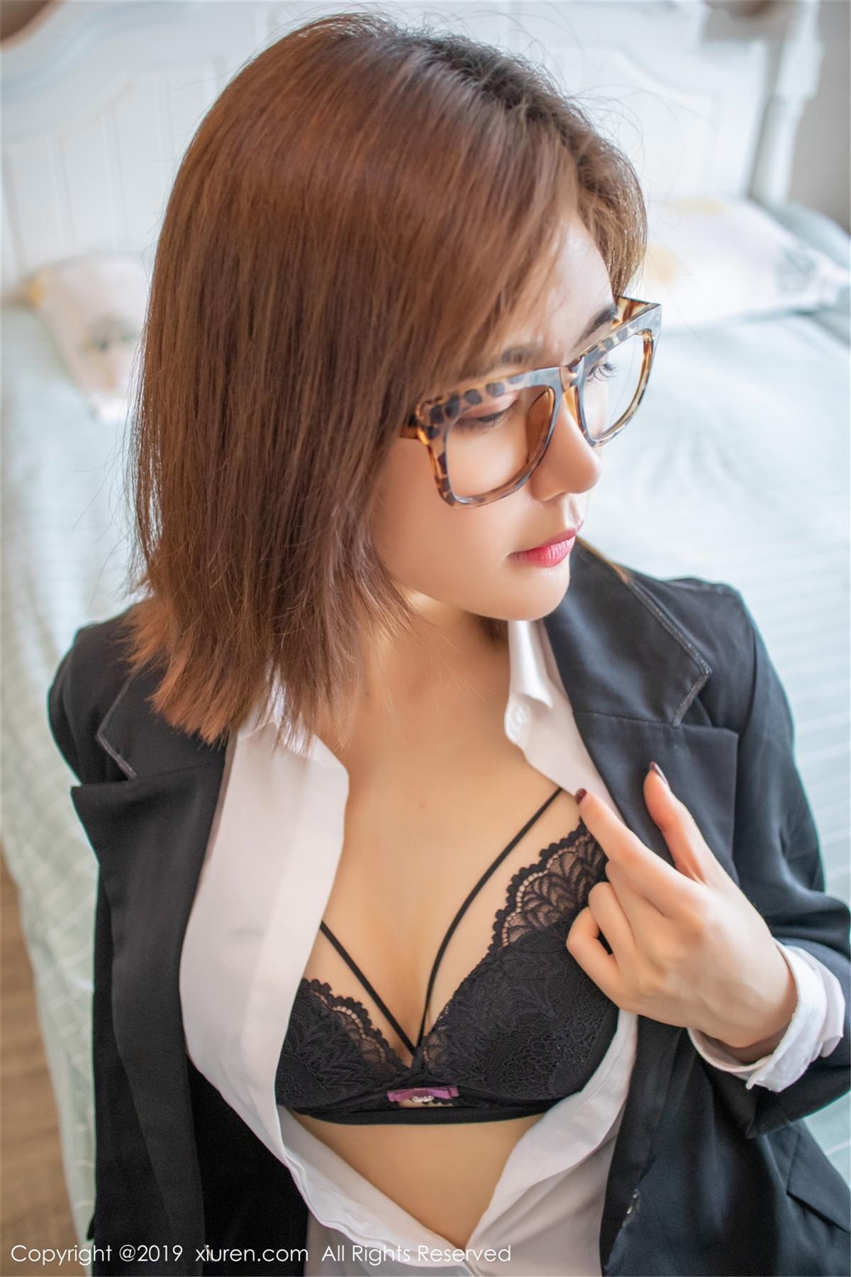 XiuRen No.1439 3P, Xiuren, Yomi