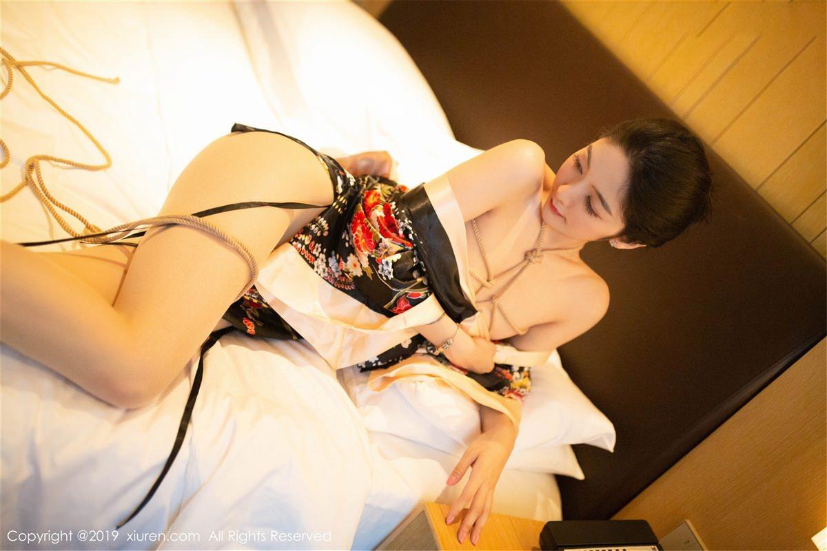 XiuRen No.1444 4P, Di Yi, Xiuren