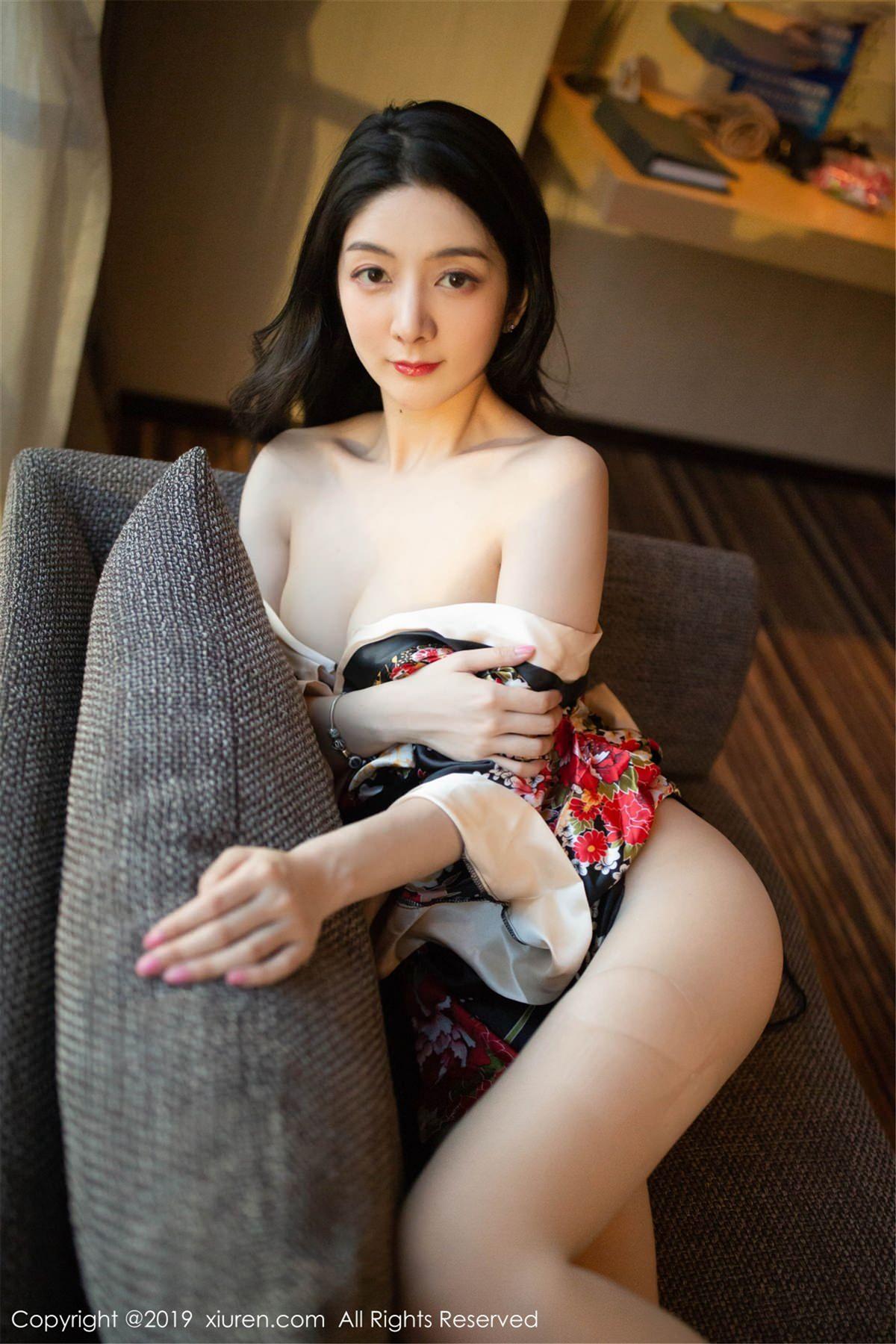 XiuRen No.1444 7P, Di Yi, Xiuren