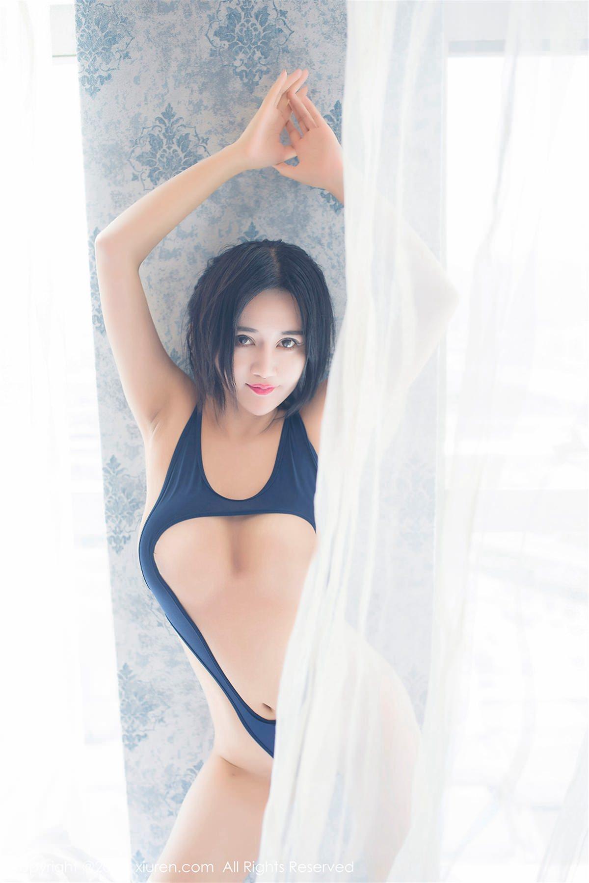 XiuRen No.1445 17P, Xiang Zi, Xiuren