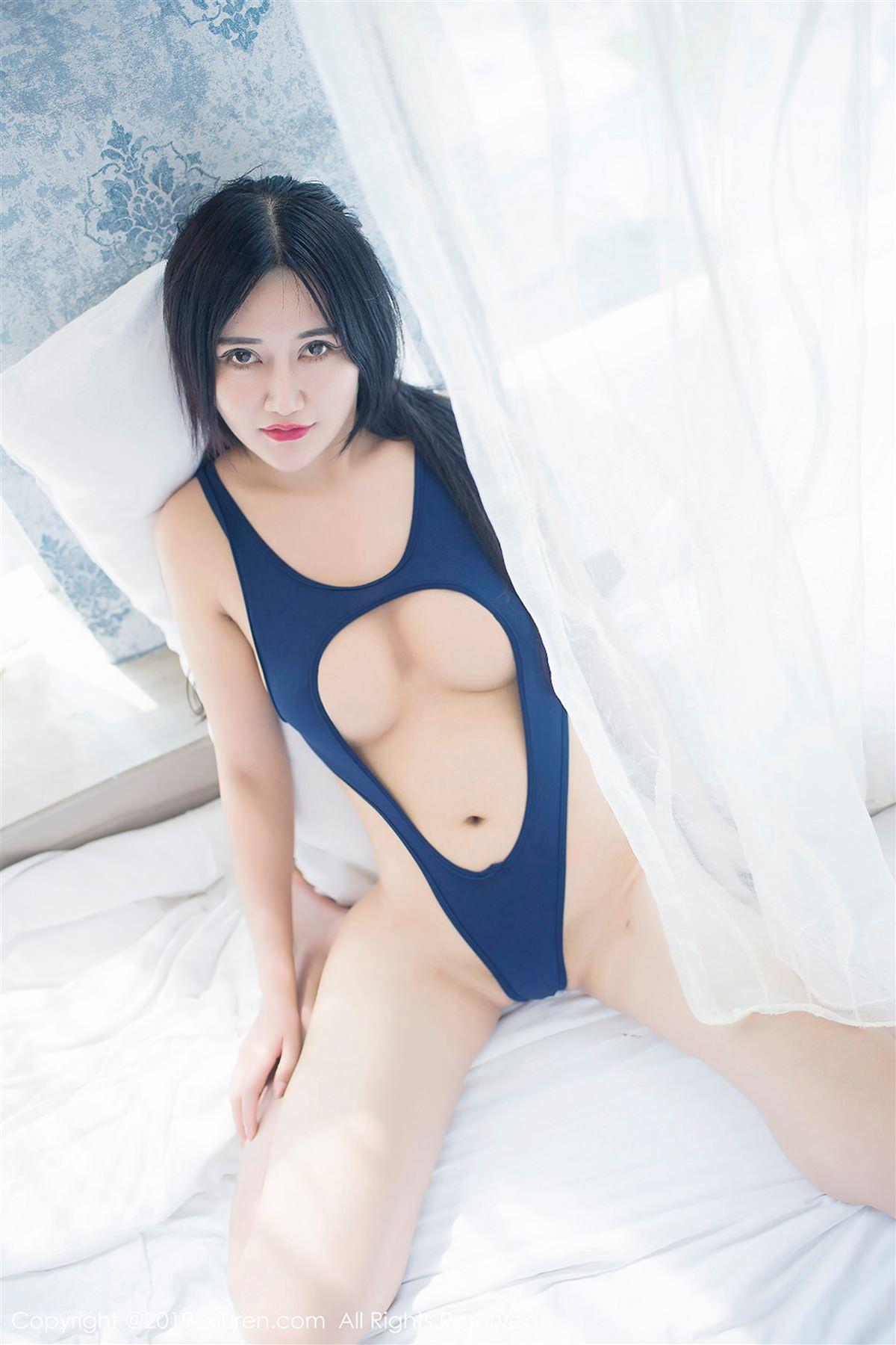 XiuRen No.1445 4P, Xiang Zi, Xiuren