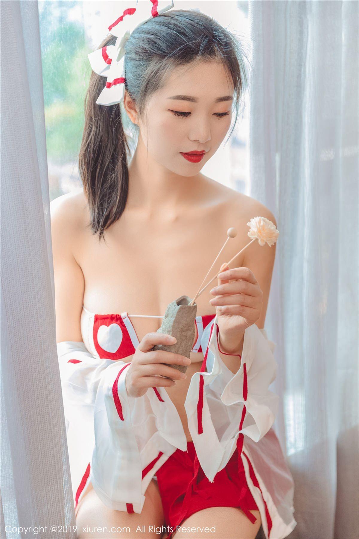 XiuRen No.1447 11P, Song Ki Ki, Xiuren