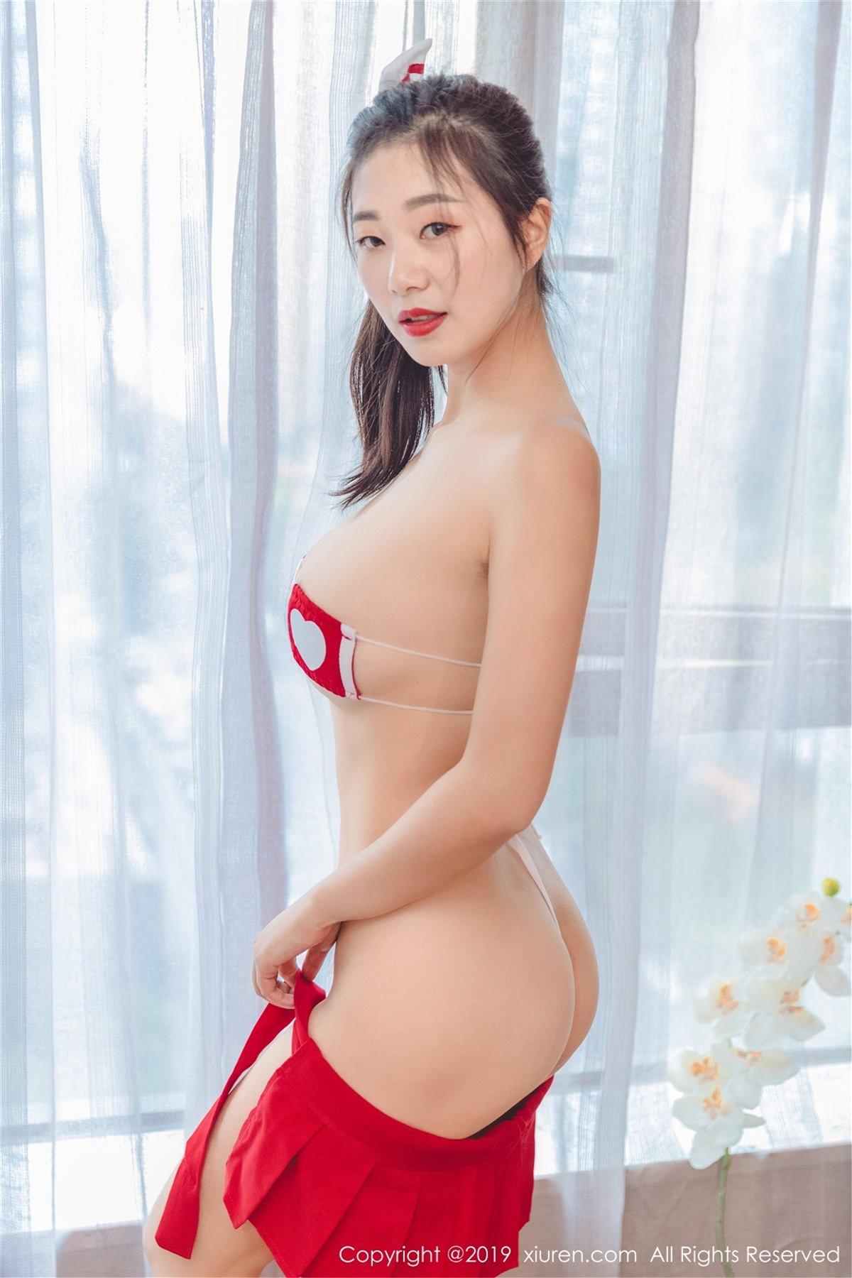 XiuRen No.1447 21P, Song Ki Ki, Xiuren